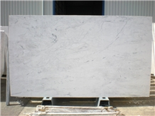 Pighes Volakas Marble Slabs, Greece White Marble