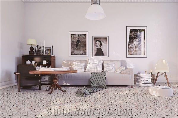 Authentic Terrazzo Tile Kitchen Terrazzo Tiles From China