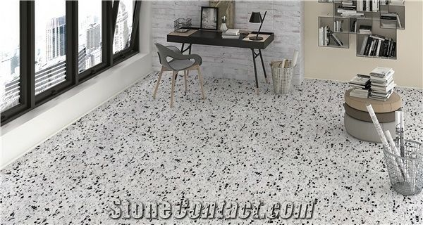 Flexible Terrazzo Tile Terrazzo Floor Tile From China