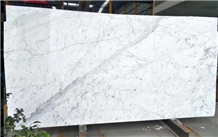 Cheap Staturio Carrara White Marble Slab