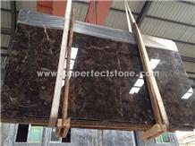 Brown Marble Floor & Walling Tiles Pattern