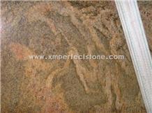 Juparana Colombo Gold Granite