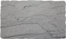 Infinity White Quartzite Polished Slabs