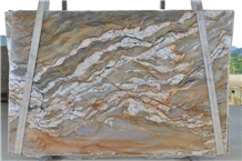 Fascination Crystal Quartzite 2cm Slabs