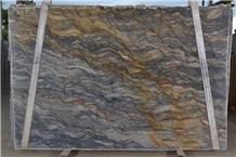 Fusion Multicolor Exotic Quartzite 2cm Slabs