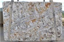 Golden Ivory Granite 2cm Polished Slabs