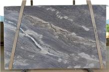Nuvolato Azzurro Quartzite 3cm Slabs
