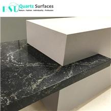 Black Carrara Artificial Engineered Stone