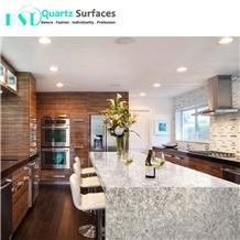 Gold Quartz Countertop More Dureble Than Granite