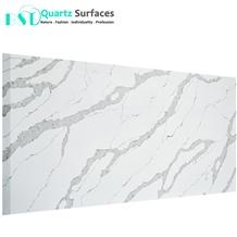 Statuario Barista White Quartz Stone Slab
