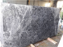 Damasta Marble Slabs, Damasta Silver Grey Greece Marble