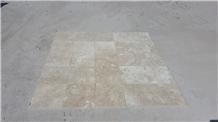 Durango Paredon Travertine Tiles