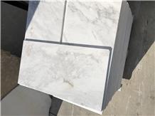 Volakas Marble Tiles 30x60x1cm