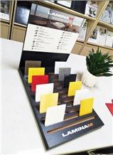 Wood Floor Tile Display Stand
