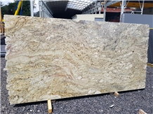 Tropical Sun Granite Slabs