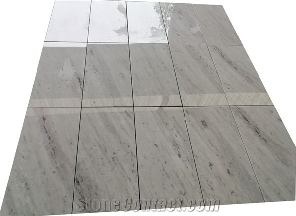 Thin Marble Tiles Carrara White
