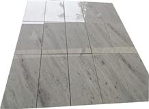 China Marble Type Thin Marble Tiles Carrara White