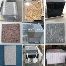 China Polished Granite Tiles for Flooring and Wall