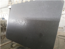 Charcoal Grey Leathered Slabs