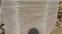 Sandy Creek Limestone Tumbled Tiles