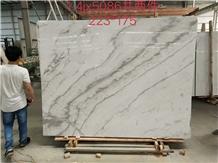 New Quarry Greece Jazz White Marble Floor Tile