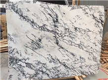 Swiss White Marble for Interial Decoration
