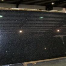 Angola Black Granite Slabs and Tiles