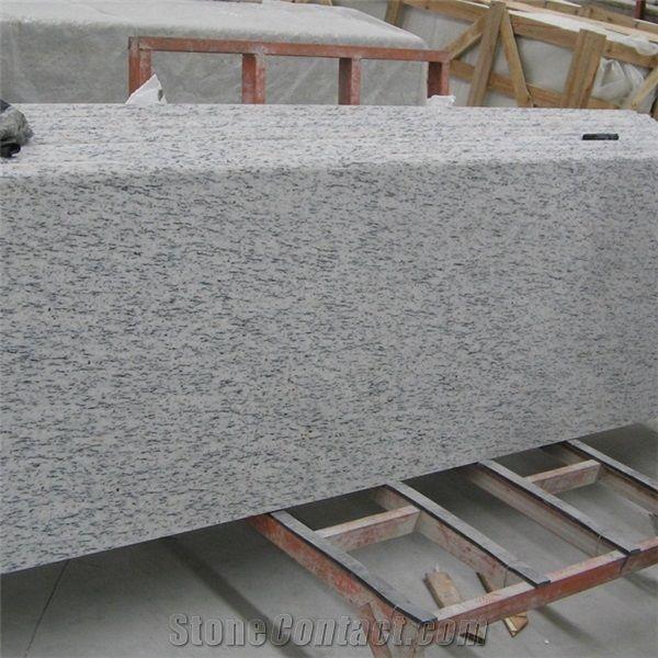 Bethel White Granite Slab Floor Tiles