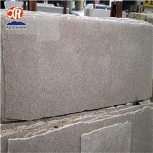 Chinese Granite G681 Xia Red Granite Polished Slab