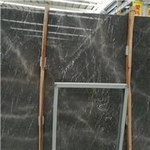 Latte Grey Marble Slabs Flooring Marble