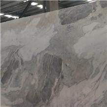Namib Fantasy White Marble Slabs