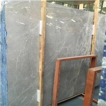 Turkey Gray Emperedor Marble with Veins Slabs
