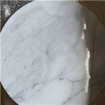 White Carrara Marble Costers Customized