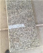 Yellow Bufferfly Granite Bathroom Top