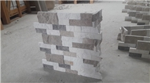 Split Face Travertine Wall Panel