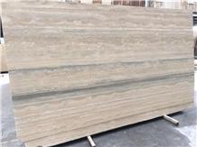 Silver Travertine Slabs & Tiles
