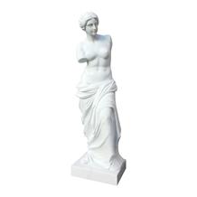 Life Size White Marble Venus Statue