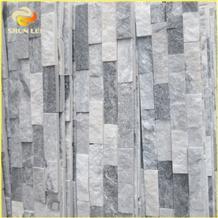 Natural Grey Slate Stone Cladding Wall Tile