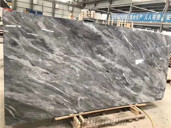 Badal Grey Marble Slabs Wall Floor Tiles Skirting From China - StoneContact.com