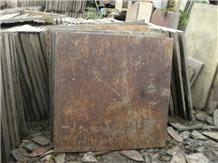 Bokkraal Brown Slate Wall Cladding Tiles Kitchen