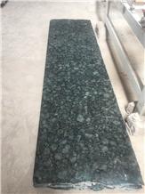 Butterfly Green Granite Tiles Slabs