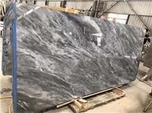 Italy Grey Marble Slabs