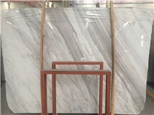Volax White Marble Flooring Tile Slabs