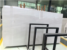 Xinyashi White Marble Slabs Tiles Fairs Polish