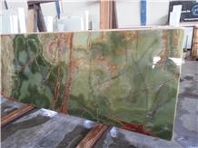 Afghanistan Green Onyx Slabs