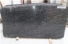 Italian Black Granite / Silver Brown /Diamond Fall