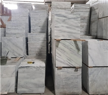 Indonesia White Marble Tiles & Slabs Great Quality
