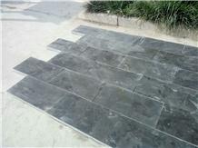 Blue Limestone Honed Tiles , Flooring Tiles