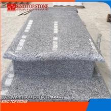 Cheap Grey Granite G383 Granite Tombstone