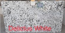 Delicatus White Granite Slabs